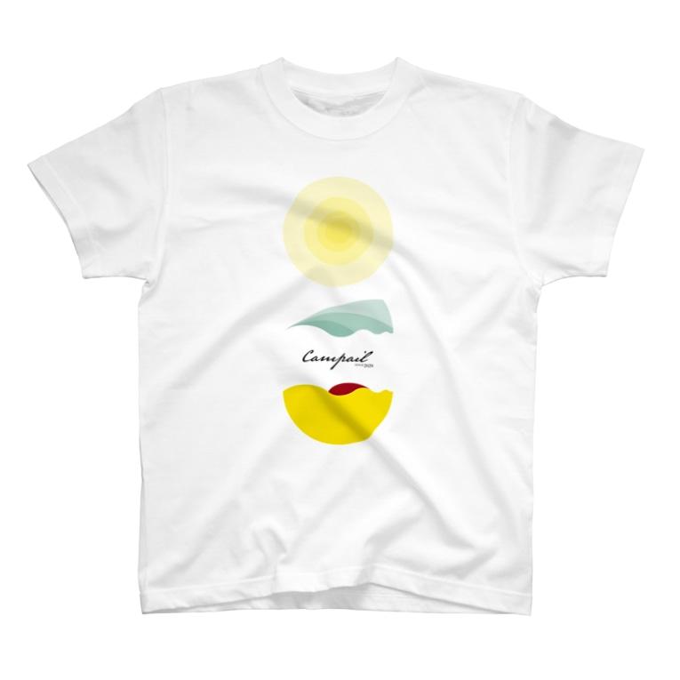 campailのCampail Origin T-shirts