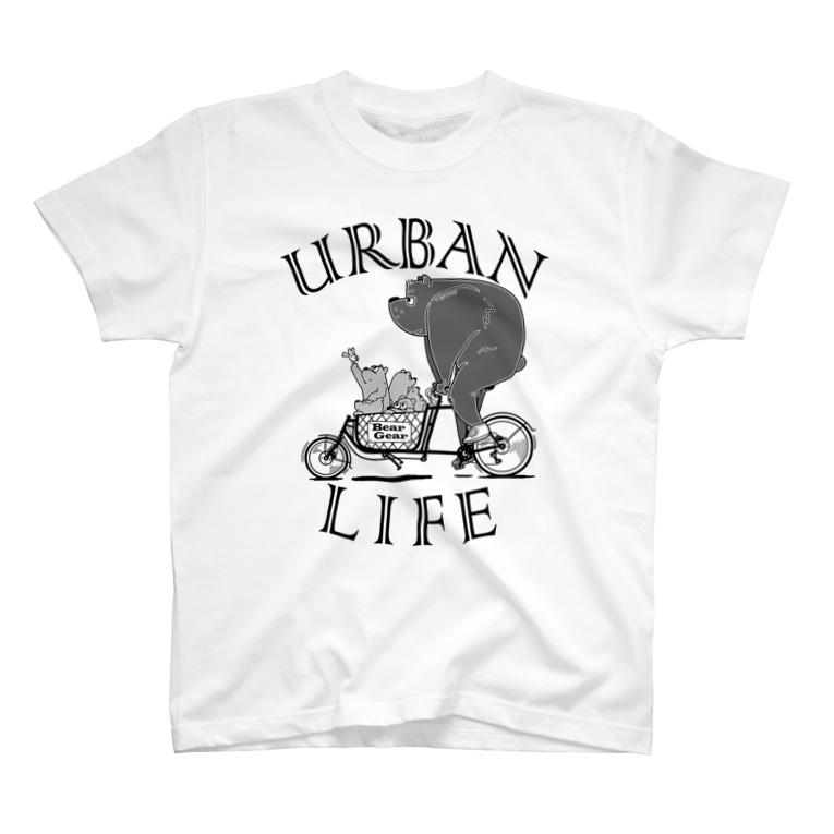"""nidan-illustrationの""""URBAN LIFE"""" #1 T-shirts"""