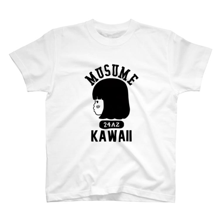 MUSUMEKAWAIIのMUSUME KAWAII T-Shirt