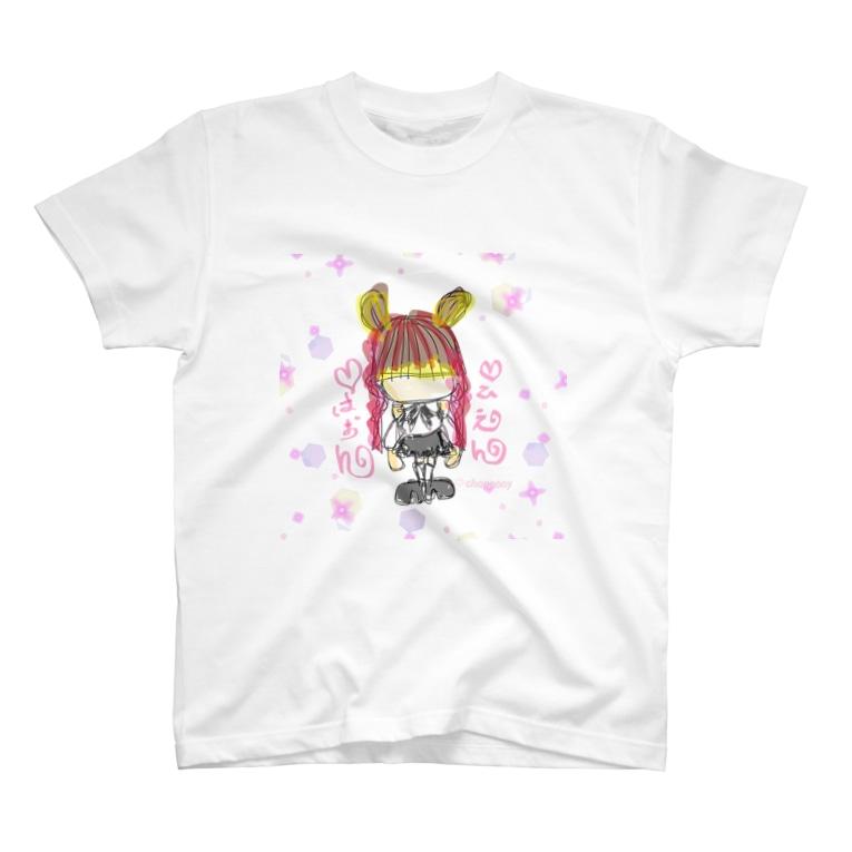 ᑦᑋ੨иPONYのぴえんぱおん🎀 T-shirts