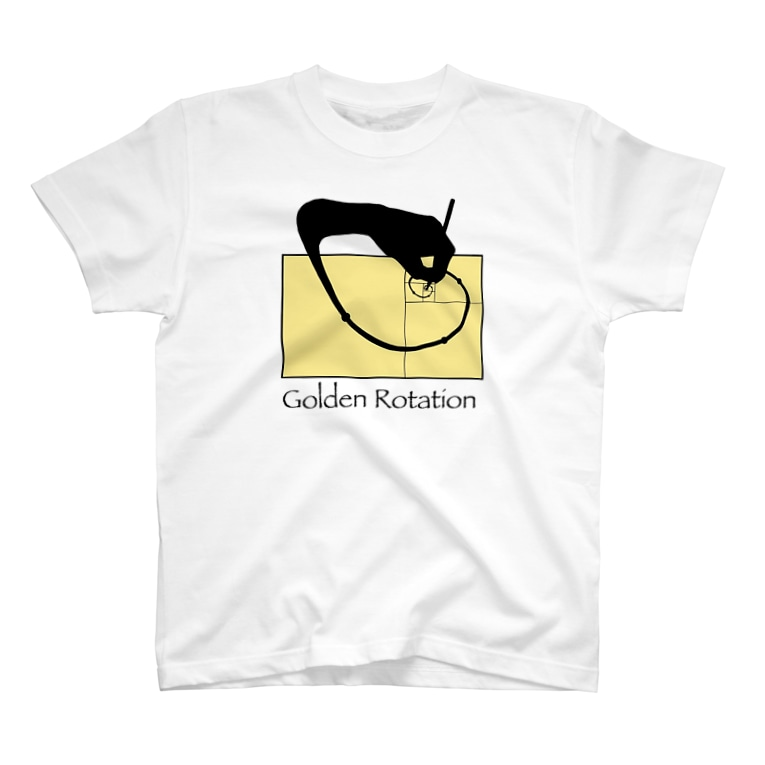 しーへーの黄金比 T-shirts