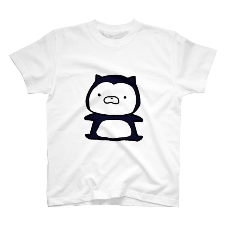 SUZURI×ヤマーフのムーネフ T-shirts