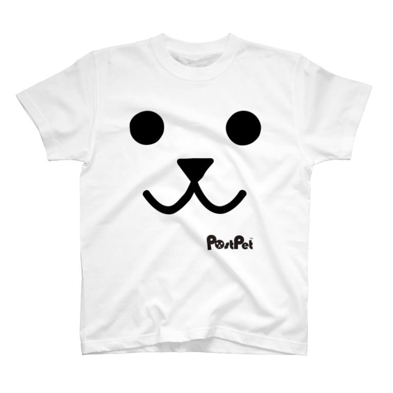 PostPet Official Shopのモモどーん T-Shirt