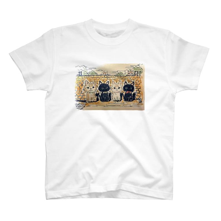 ICE BEANSのよーこさん応援隊 T-Shirt
