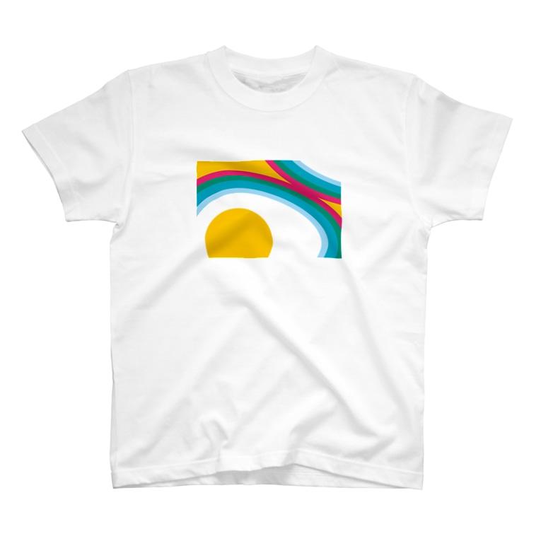 マイニチの2021/04/22 T-shirts