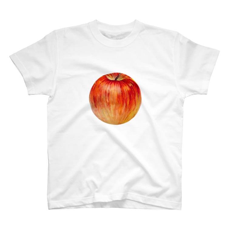 せいきまつやさんのあっぷる T-shirts