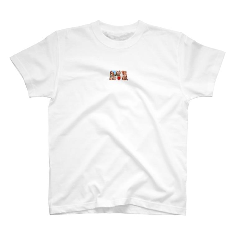 faervatwerfsxfのなんとも効きそうな名前です。 T-shirts