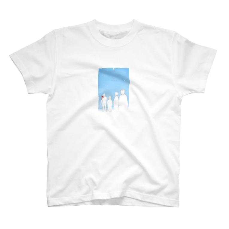 ちまき茶屋のタンポポの旅立ち T-shirts
