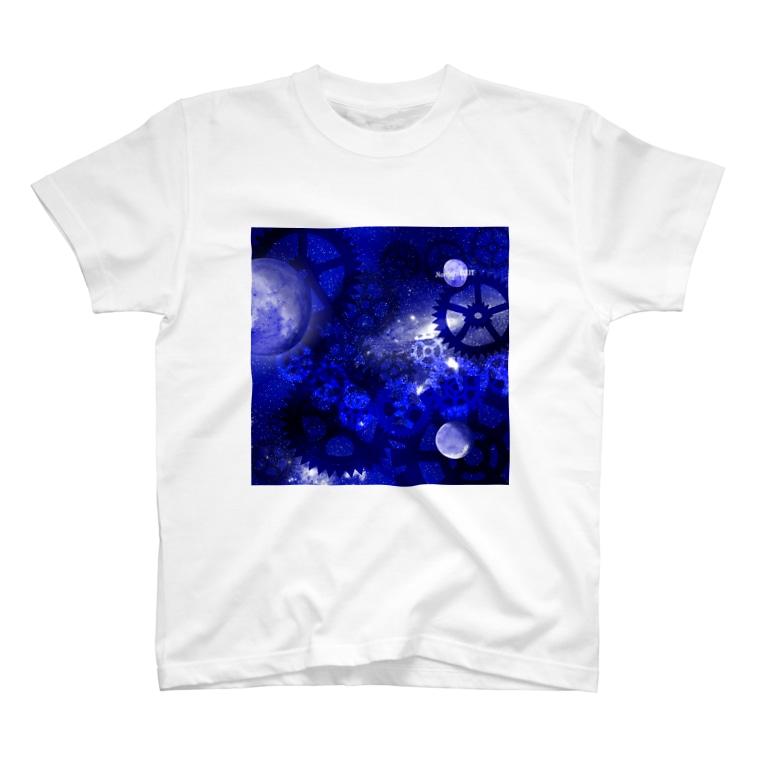 NorthernEXITのGalaxyGEAR T-shirts