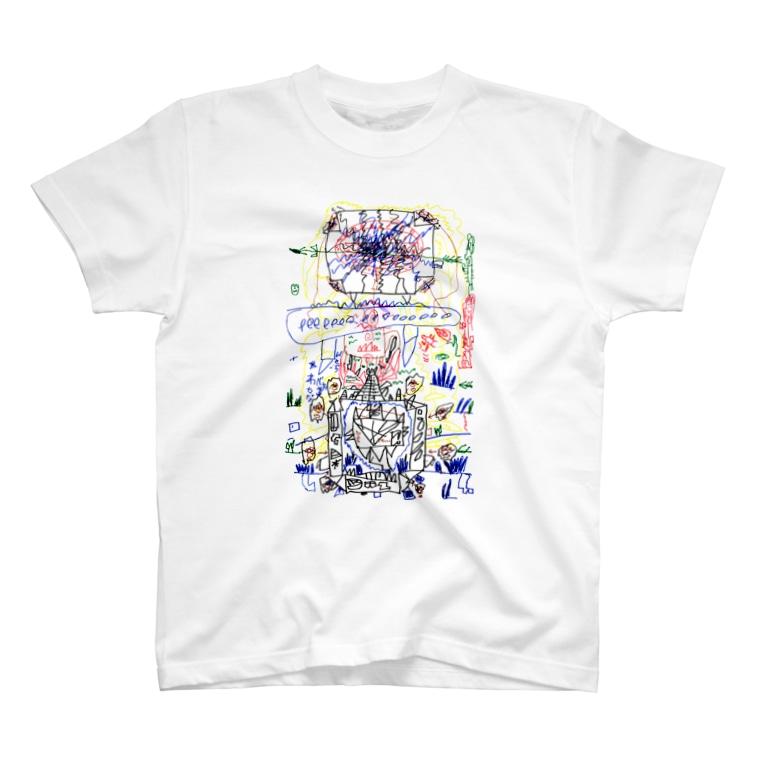 DieodeDesign2021のakiowatanabe No.01 T-Shirt