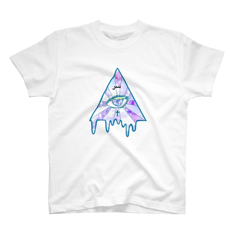 MUBYO -無病-のセッル フリーメイソン T-shirts