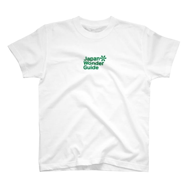 JapanWonderGuideのJapanWonderGuide T-shirts