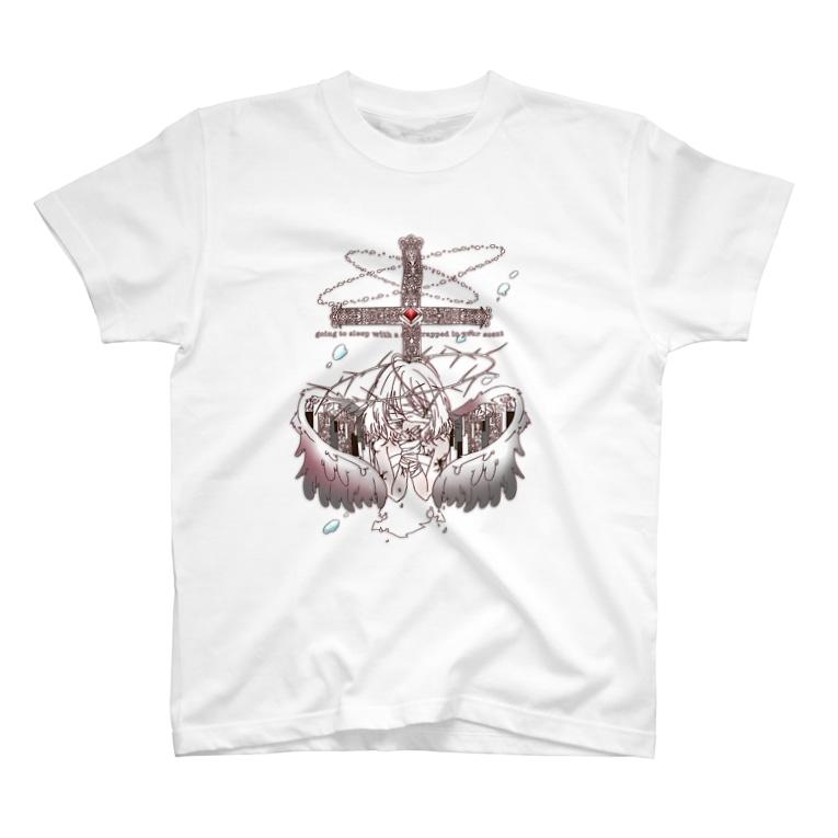 ⋆*⋆ஜ* ćӈїї⋆ฺ ஜ 。*のトラワレの天使 T-shirts
