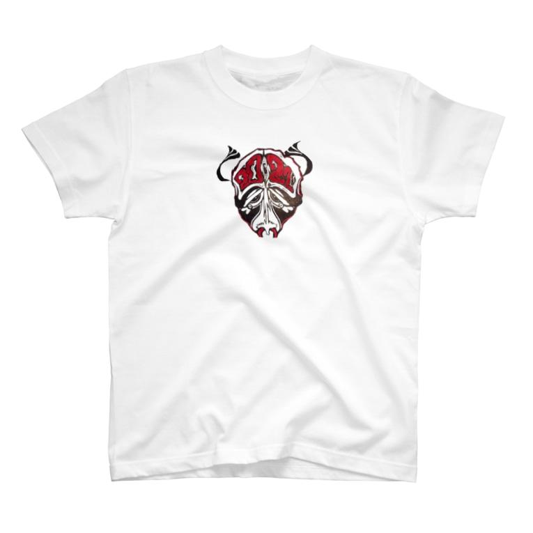 aGAPeace Originalの2021 丑年  T-shirts