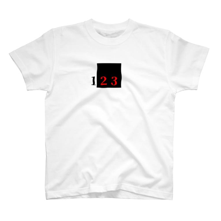 カラーバーズ。の123 T-shirts
