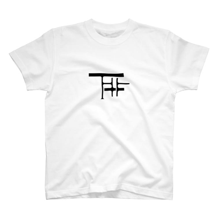 shimokitazawa-cageの下北沢ケージ ロゴTシャツ T-shirts