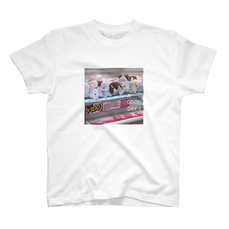 kazaruruのぬいぐるみちゃん T-shirts