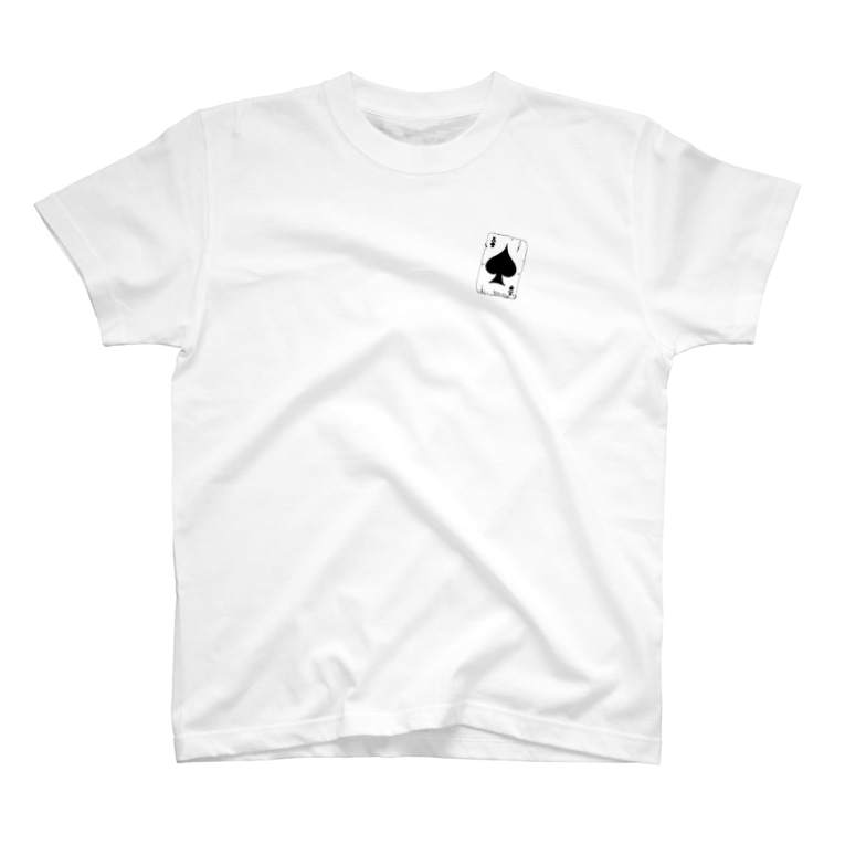 FabergeのAce of Spades T-shirts