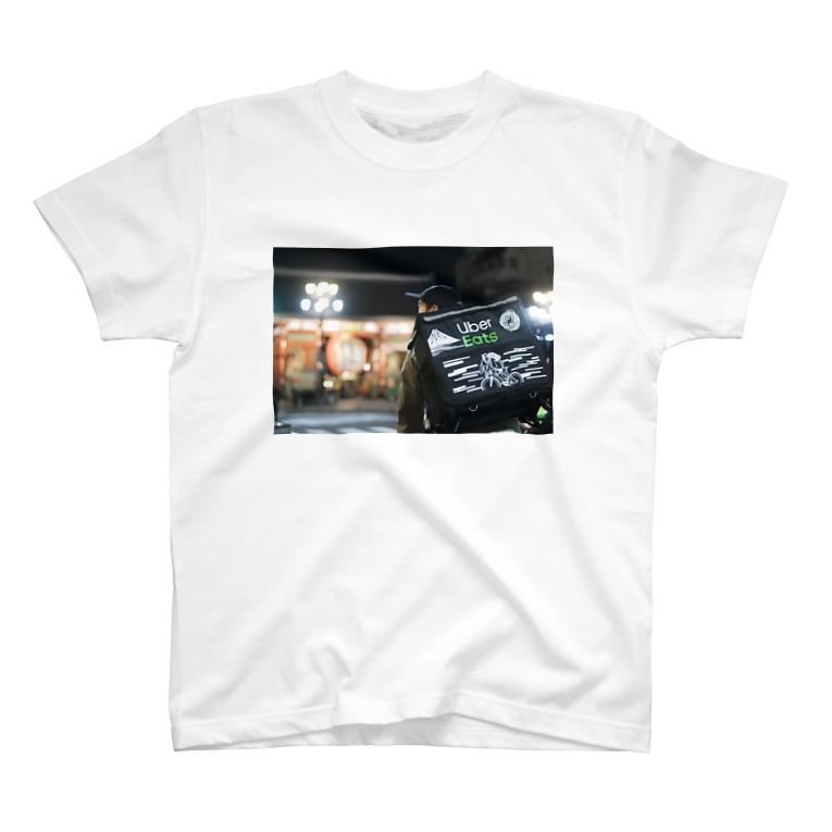 ASAKUSA'S(デリバリー配達員アカウント)のfadfa T-Shirt