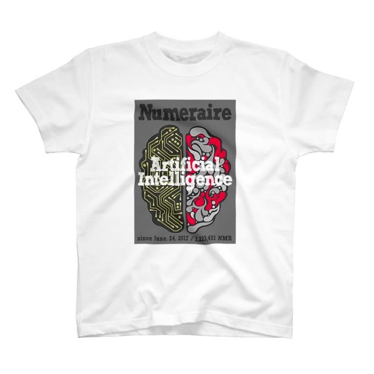MCP FactoryのNUMERAIAI T-Shirt