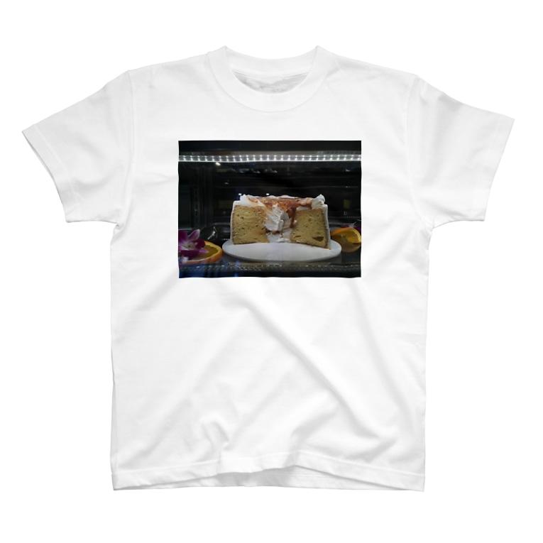 半年寝太郎のinstaworthy cafe T-shirts