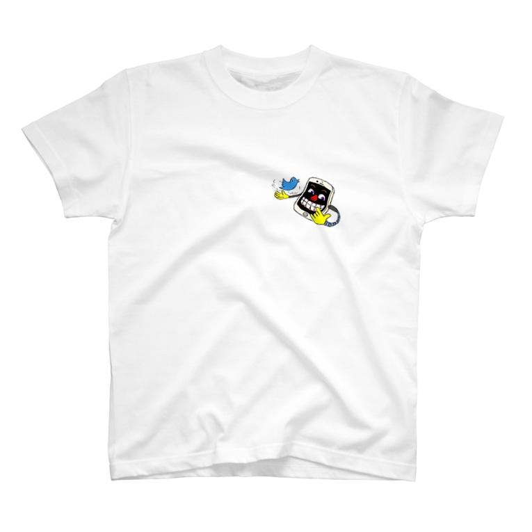 オリジモンのイェイphone T-shirts
