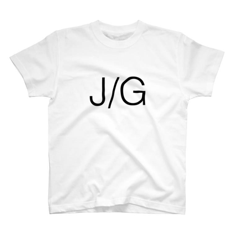 John GastroのJ/G T-Shirt