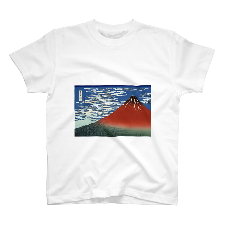 kknngggの 富士 T-shirts
