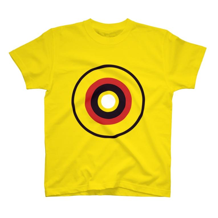 torteの農家御用達目玉風船 T-shirts
