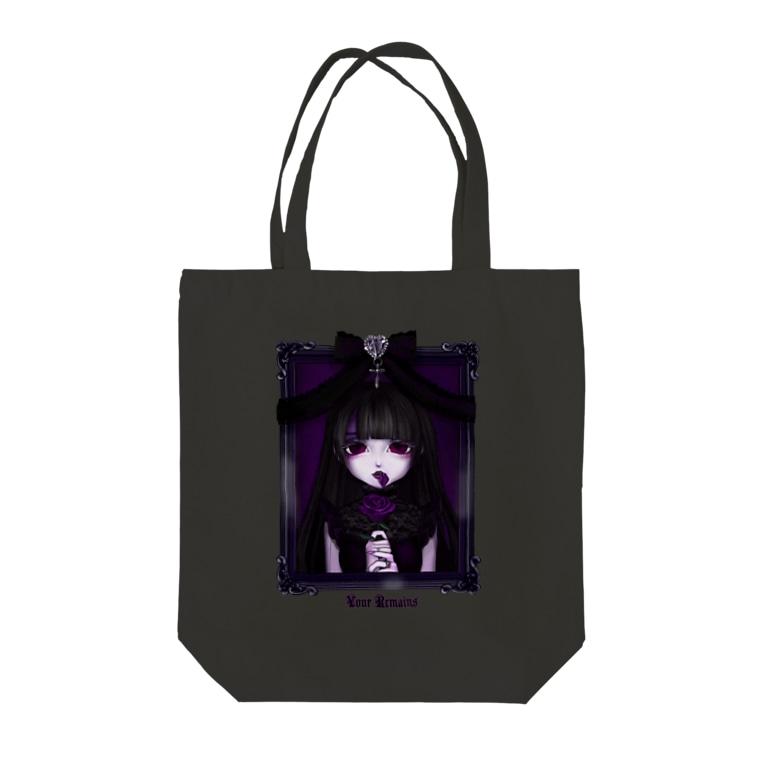 MEAの遺影 Tote bags