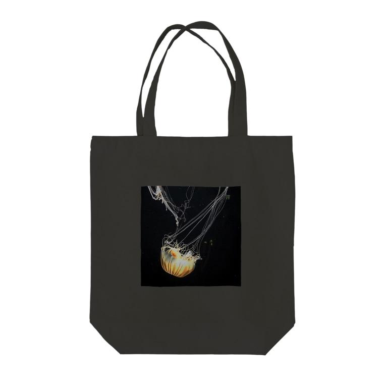 りーちゃん。の海月 Tote bags
