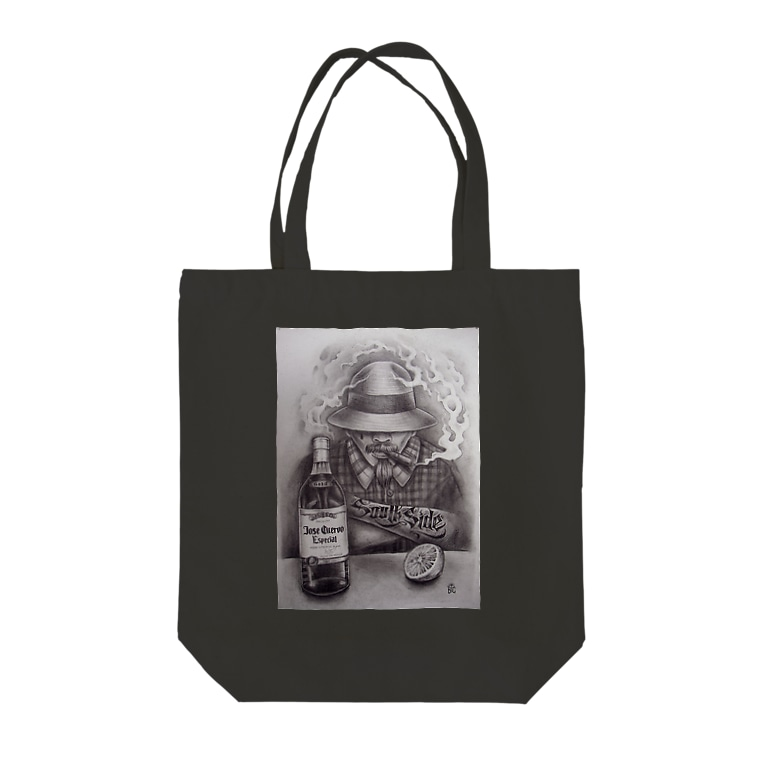 SmilyのSouthSide Locos Tote Bag