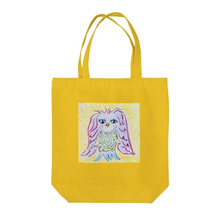 DollyのDollyアマビエさま Tote bags