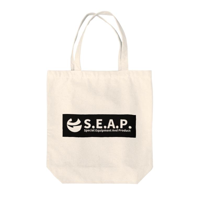 S.E.A.P.のS.E.A.P. Tote bags