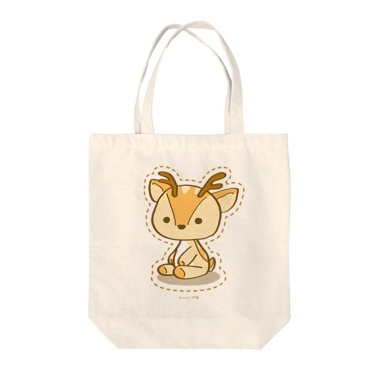 オノンのボク鹿*wappen Tote Bag