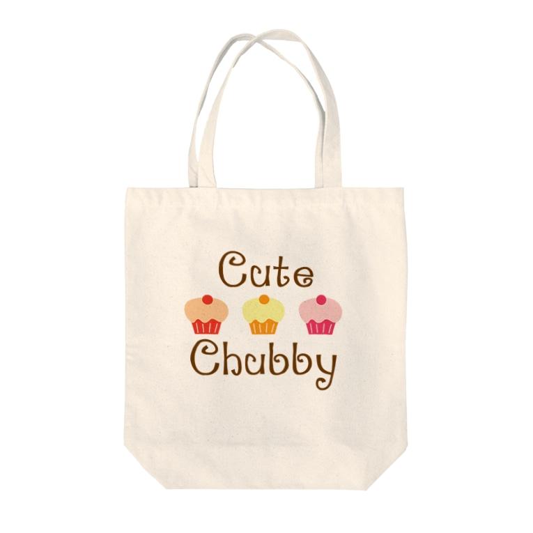 フォーヴァのCute Chubby Tote bags