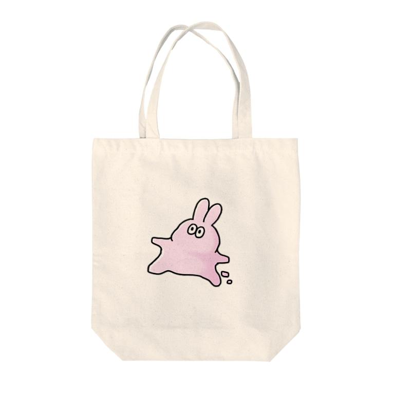 あおぐみの溶けミミガー Tote bags