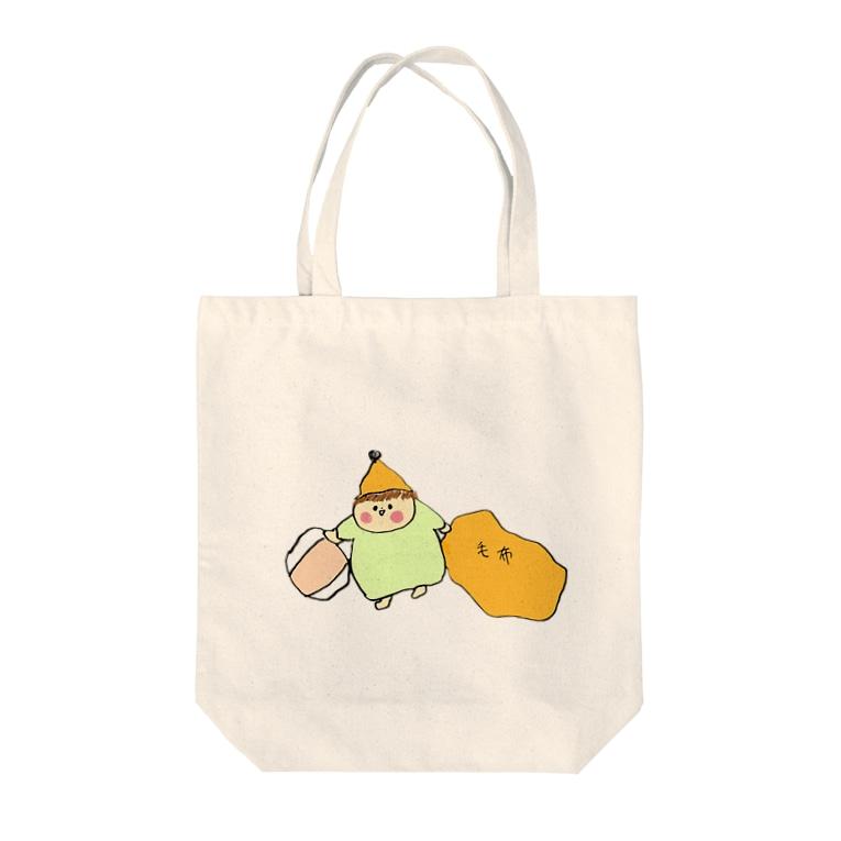 hoisa-hoisaの寝るべ Tote bags