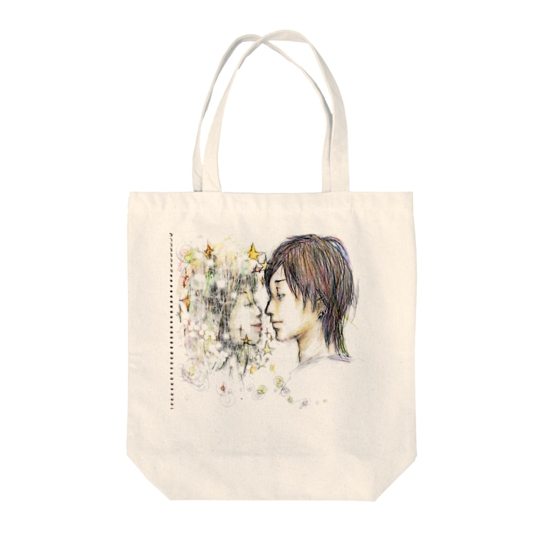 backnumber girlfriendのゆめの記録 Tote bags