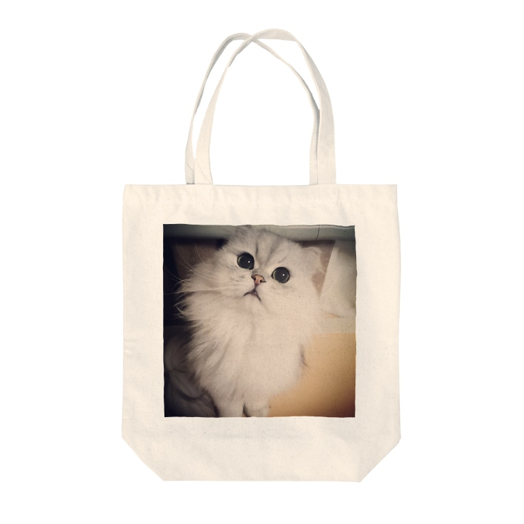 よしコ♡*のハル Tote bags