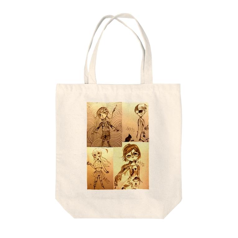 タパイ屋のカケラを探しに Tote bags
