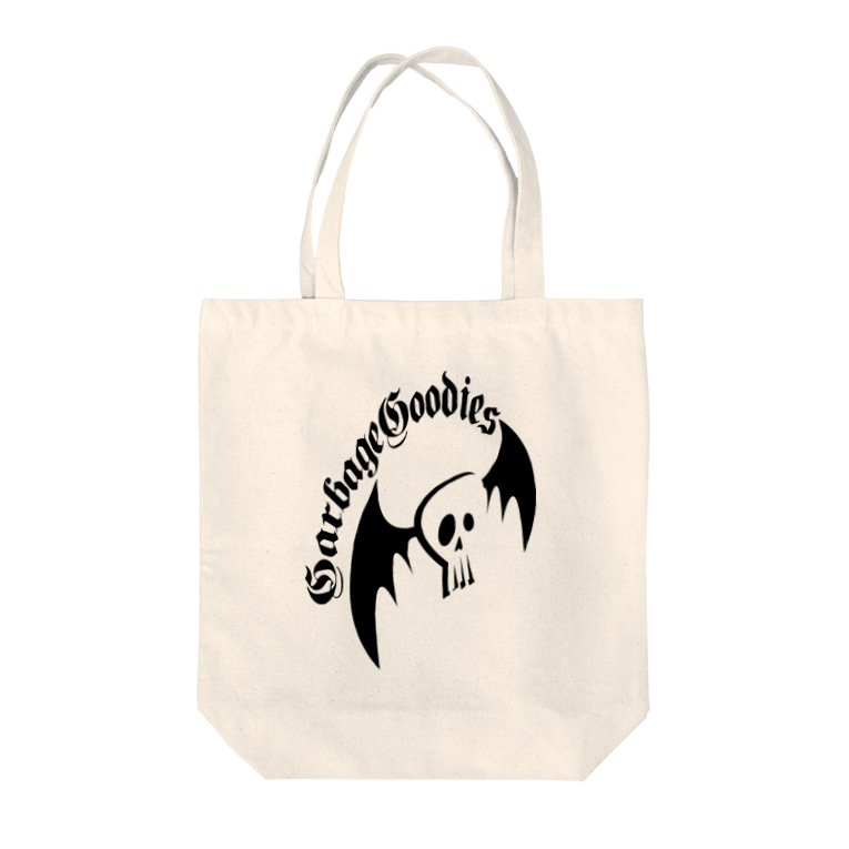 garbage which burnsのGarbageWhichBurns Tote bags