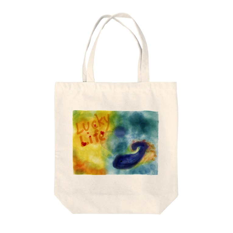 St.SKの海の生物 Tote bags