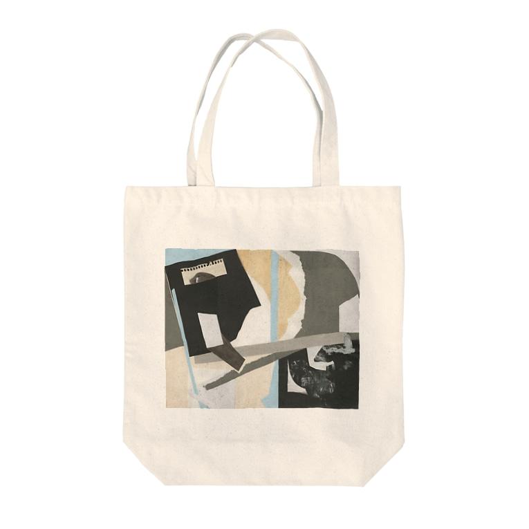 CTRL shopのKonTon-ConteRock Tote bags