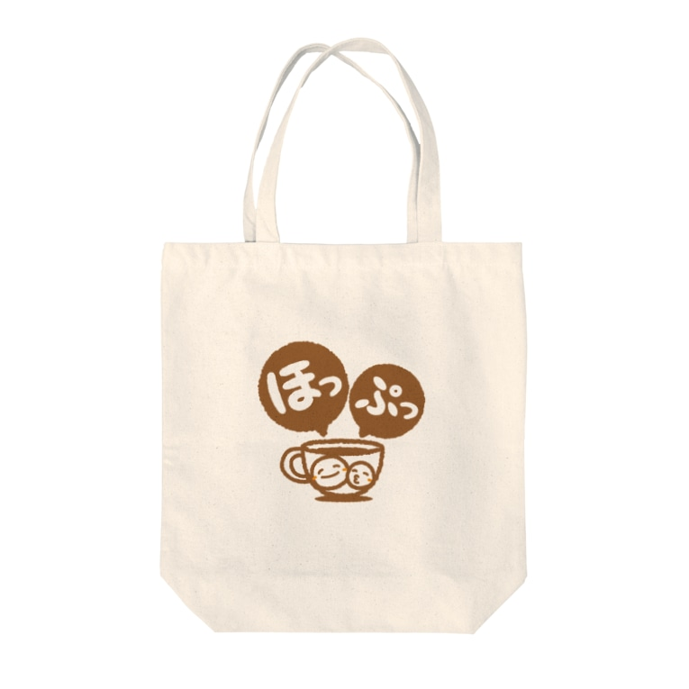 hop_since_2015_のほっぷっグッズ Tote bags