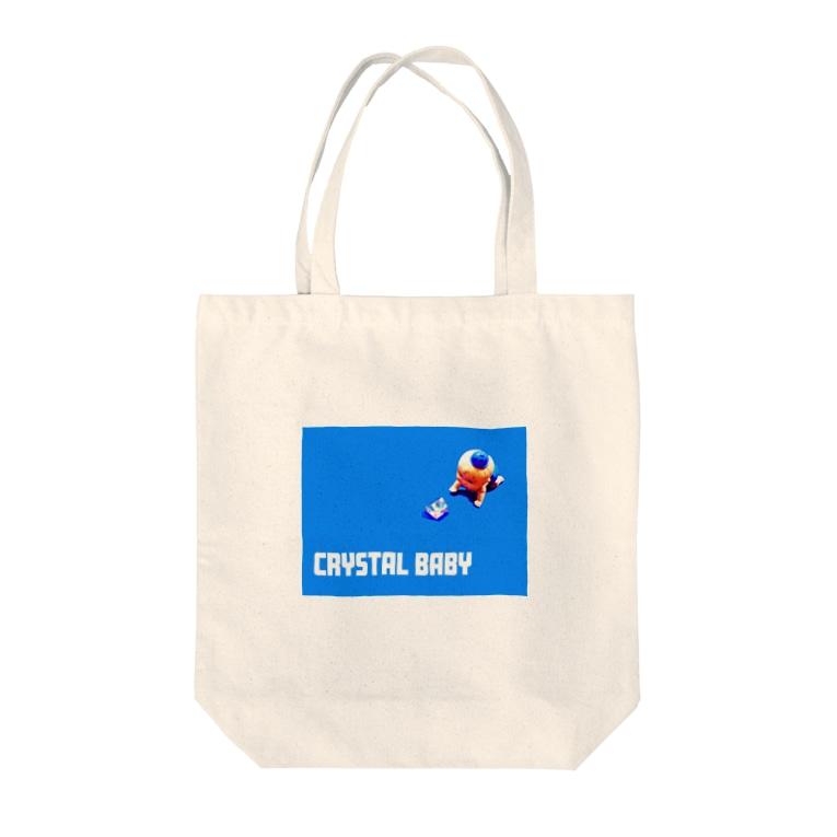 加藤亮のクリスタルベイビー Tote Bag