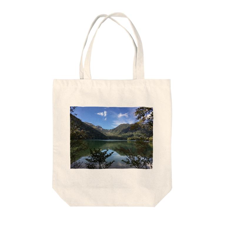 NATSUKO-SHOPの日光の絶景 Tote bags