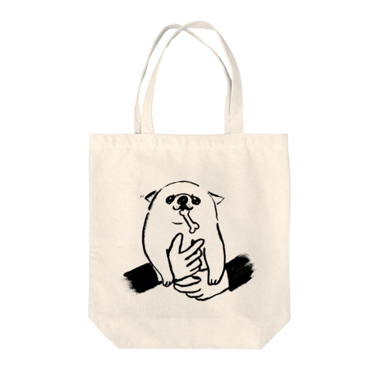 せいこせんせいのチワワちゃん、抱っこ Tote bags