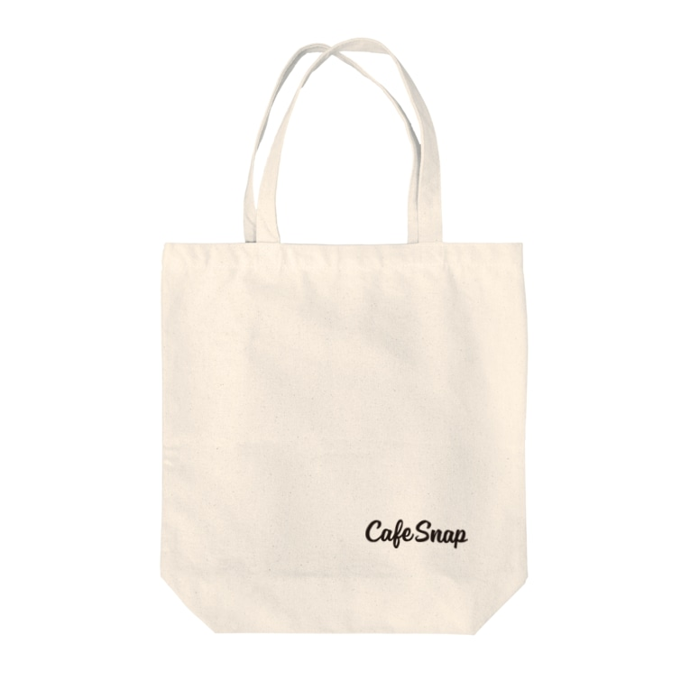 CafeSnap 公式アカウントのCafeSnap Tote bags