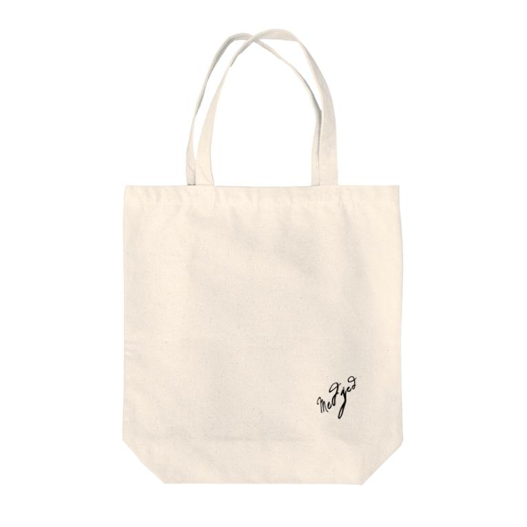 メジェドのメジェド(不可視) Tote bags
